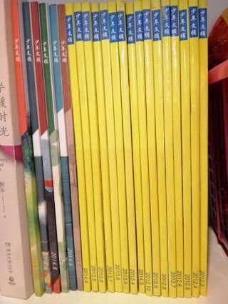 Chinese magazine for teens