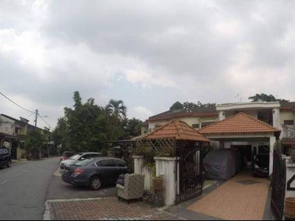 Double Storey House Taman Selaseh Batu Caves Selangor
