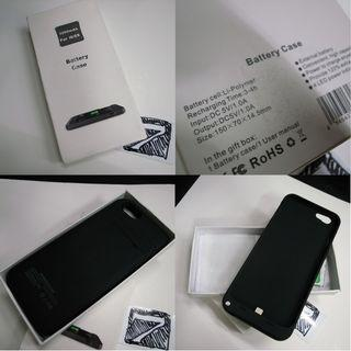 Apple Iphone 6 6s 7 3200 mAh Power Bank Cover Case Rm85