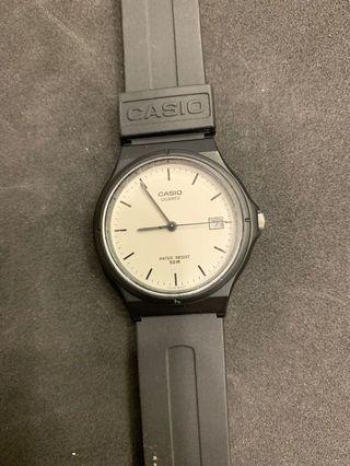 CASIO簡約錶款(買一送一)