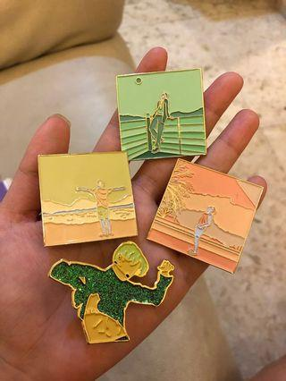[WTS]BTS enamel pins