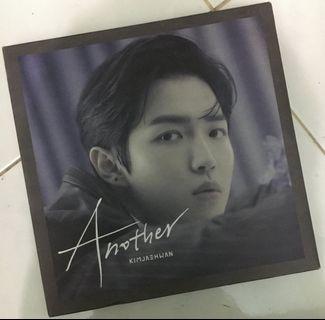 Kim Jaehwan Another 1st Mini Album