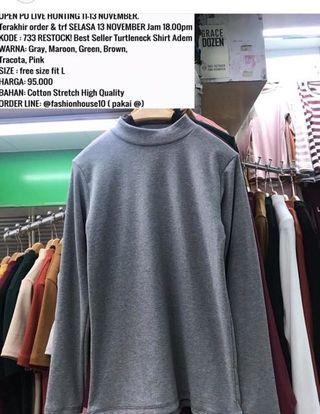 Turtleneck shirt bangkok