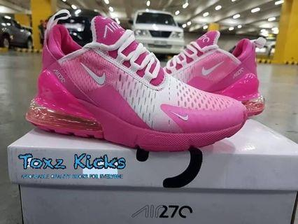 nice shoes delicate colors authentic airmax 270 womens | Shoes | Carousell Philippines
