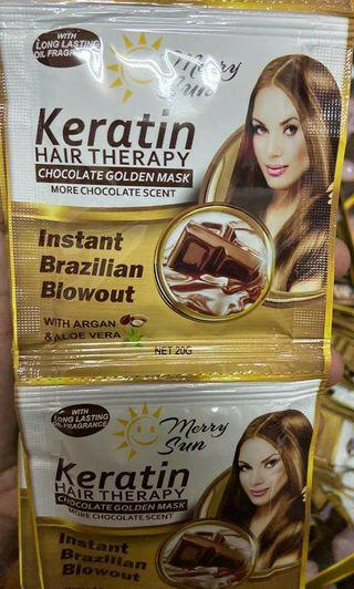 Keratin, collagen
