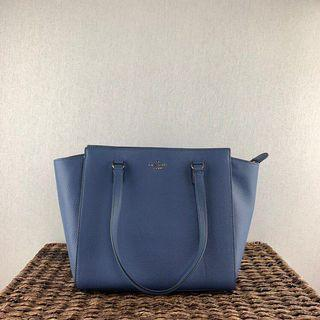 Kate Spade Jackson Shoulder Tote in Consellblue