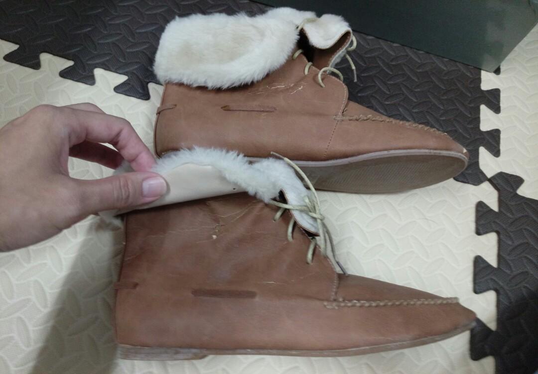 保暖踝靴尺寸41