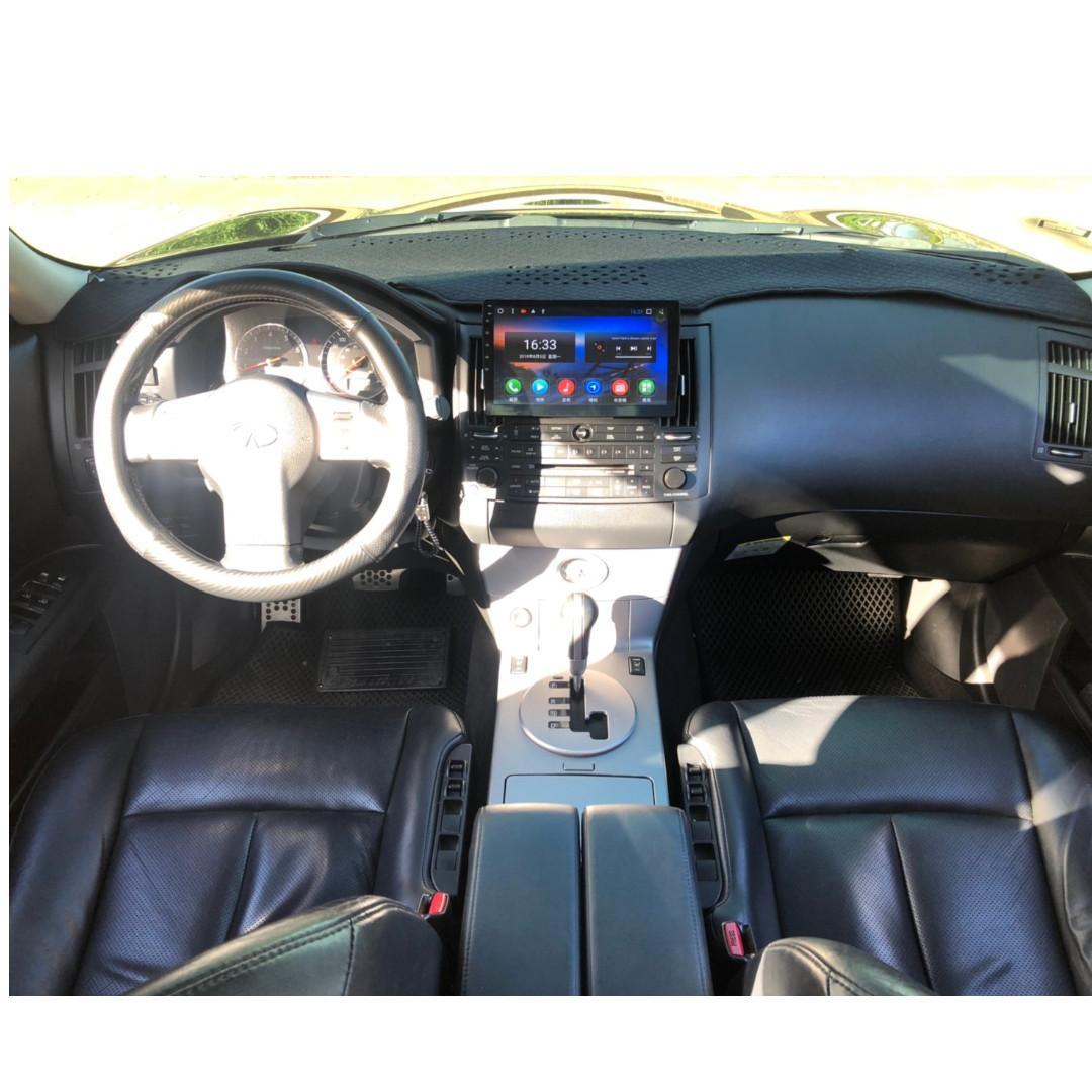中古車 二手車 無限 FX35
