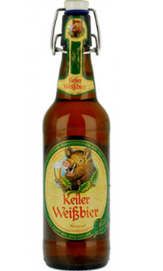 keiler weißbier