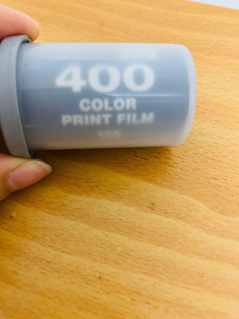 📷 Lomography 底片相機 彩色負片 400 ISO 35mm  1卷