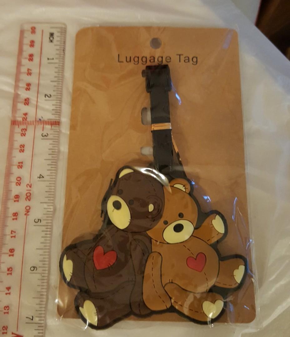 行李牌 Luggage Tag