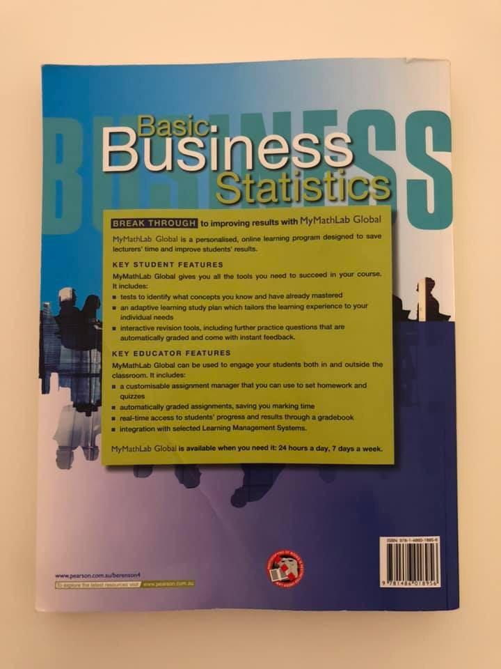 Basic Business Statistics - Concepts and Applications 4th Edition