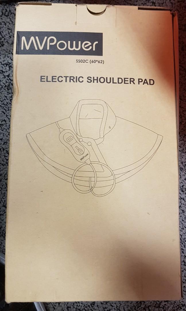 Brand new shoulder massager