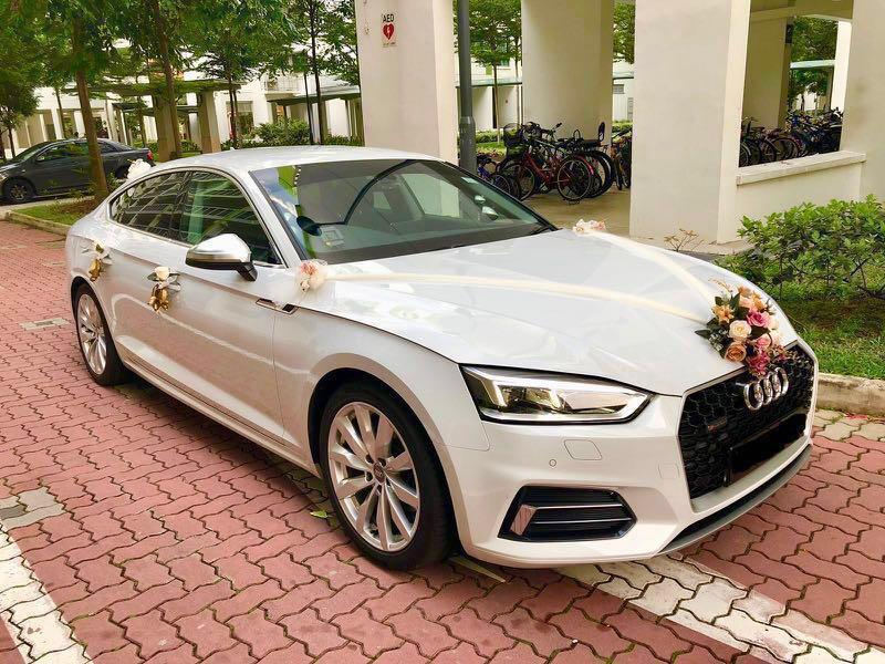 Bridal Car with Driver