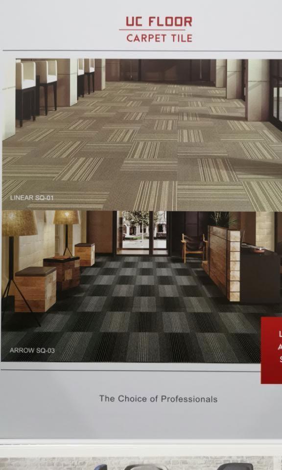 Carpet Office | Karpet Pejabat | Karper Masjid