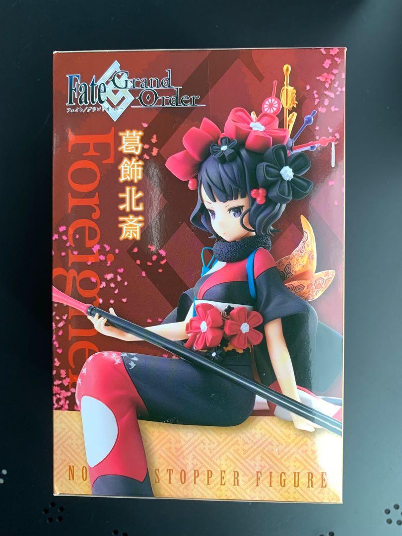 [CNC238] 日版 Fate Grand Order FGO 葛飾北斎 模型 figure