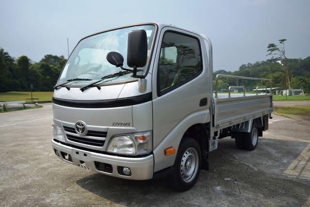 Commercial Vehicle for Lease