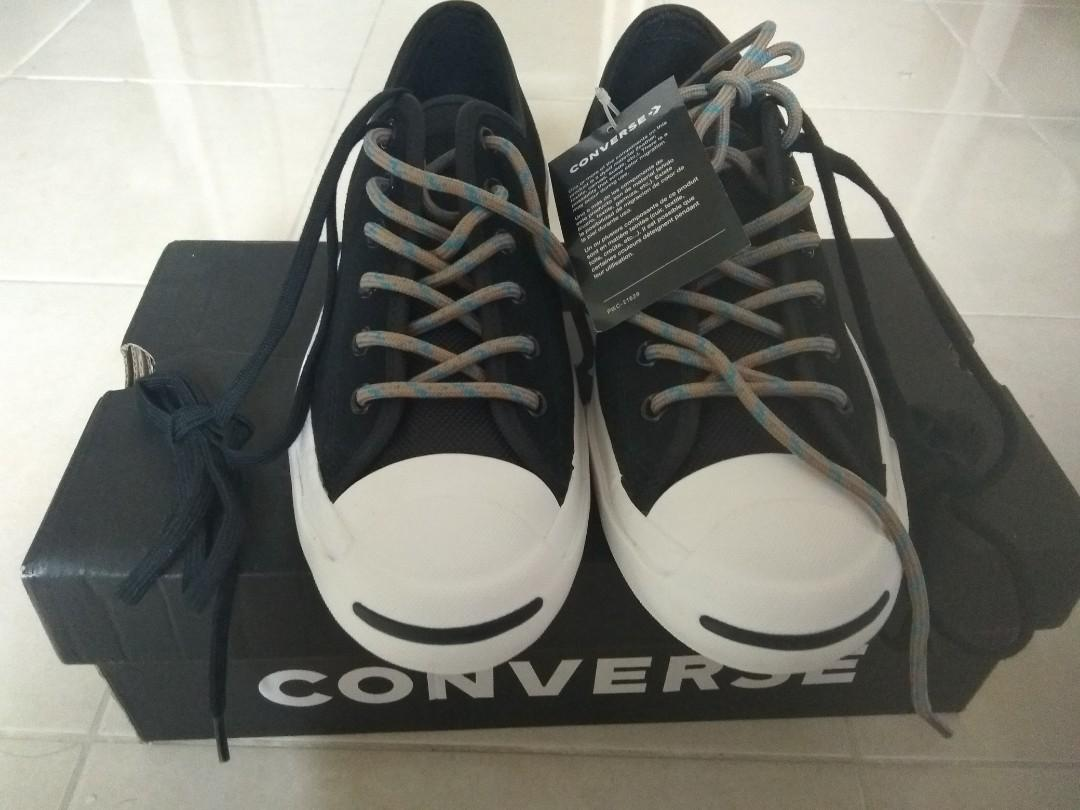 Converse Jack Purcell Suede