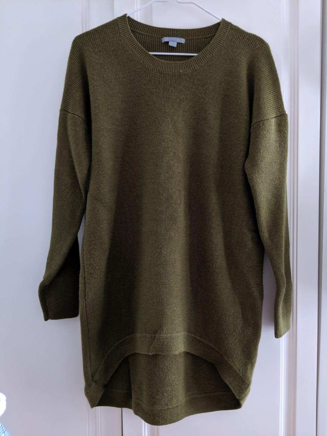 COS wool tunic