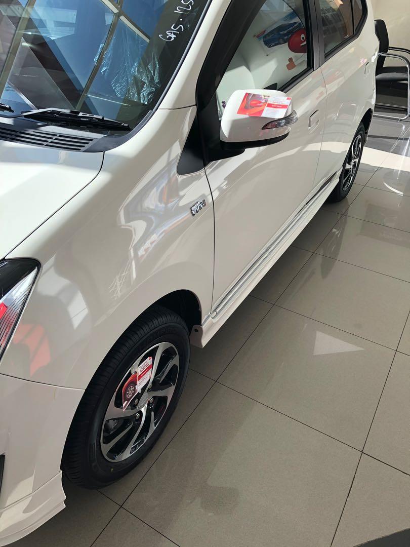 DP MURAH Daihatsu Ayla mulai 6 jutaan. Daihatsu Pamulang