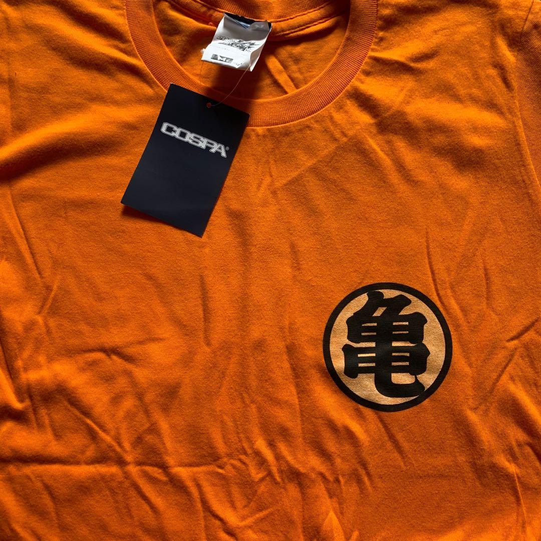 Dragonball 龍珠 Goku 悟空 T-shirt COSPA BANDAI