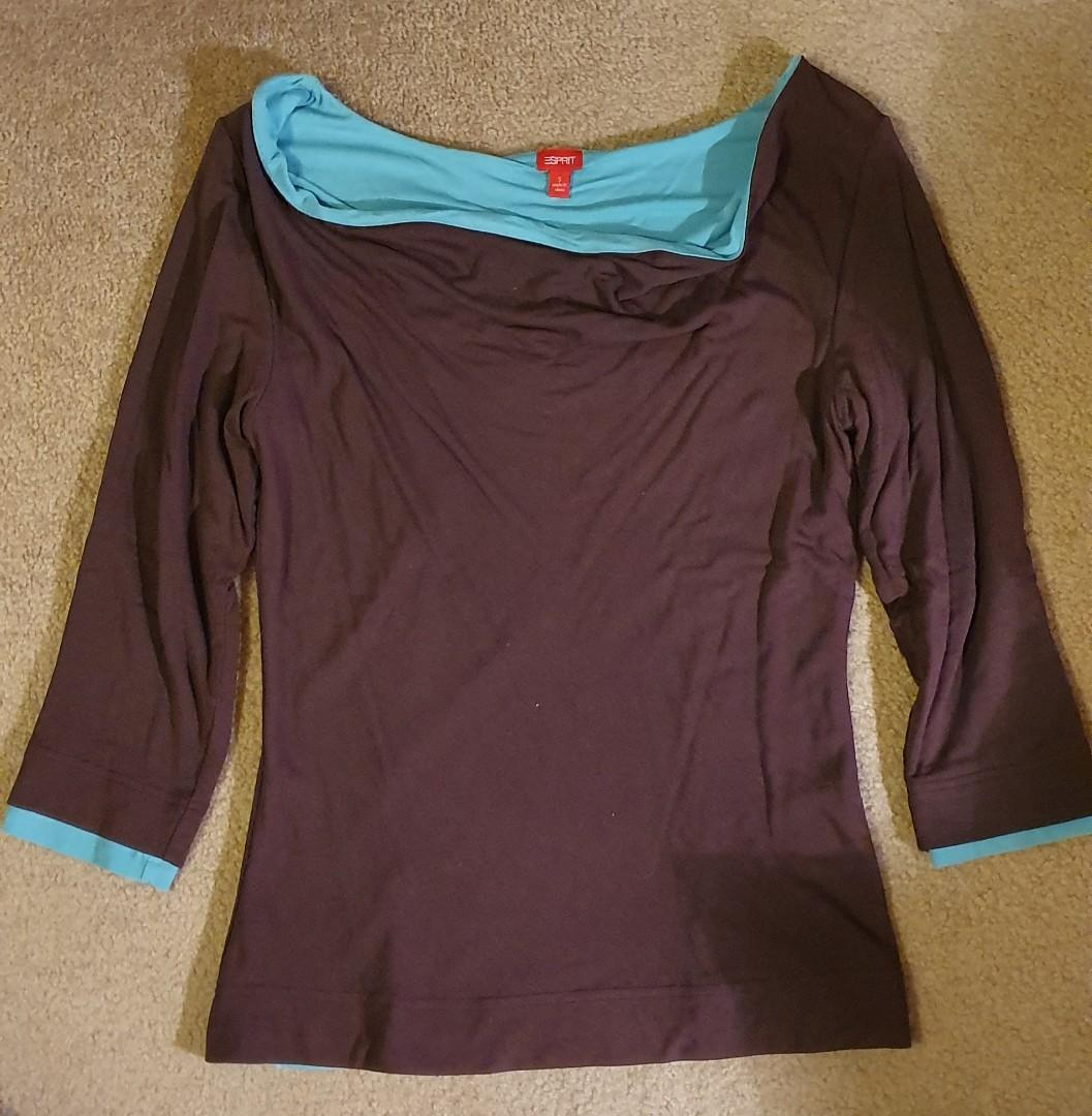 Espirit & EDC Bulk Lot Ladies Clothes, Size XS / S - 5 Pieces - Used