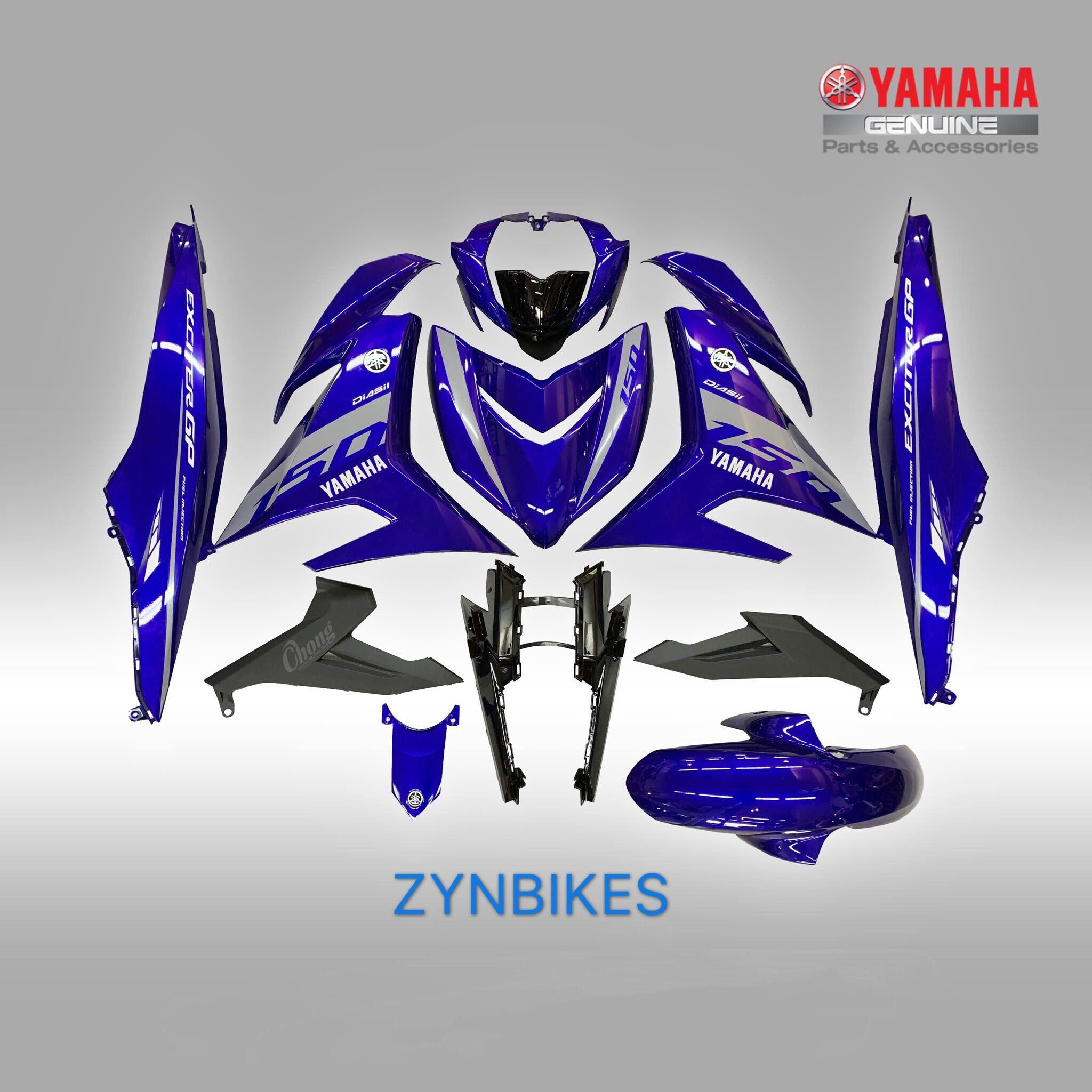 MXKING BODY COVER SET, Motorbikes, Motorbike Accessories