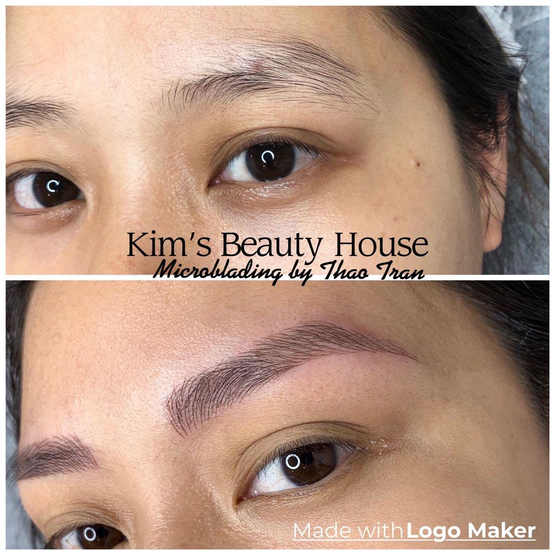 Eyebrow Embroidery ( Microblading , Shading Ombre)