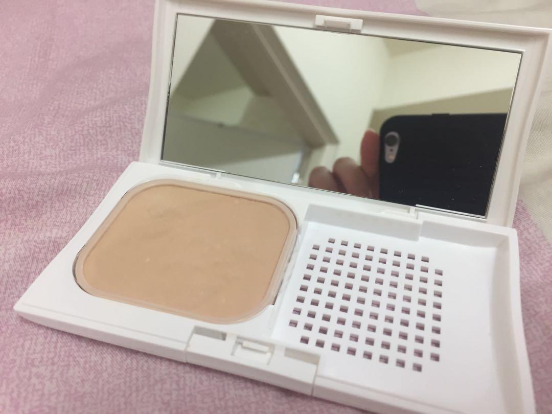 Faiso零油光急效持妝粉餅+粉餅盒