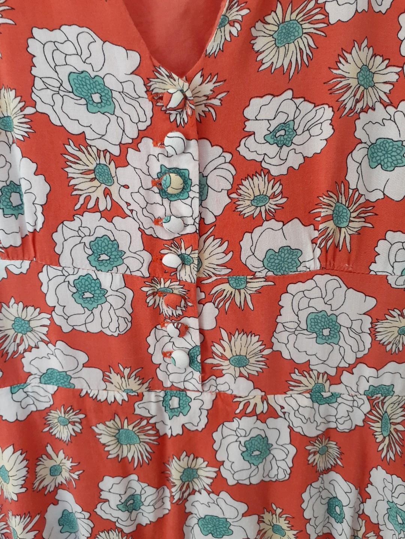 Floral Summer Dress sz S
