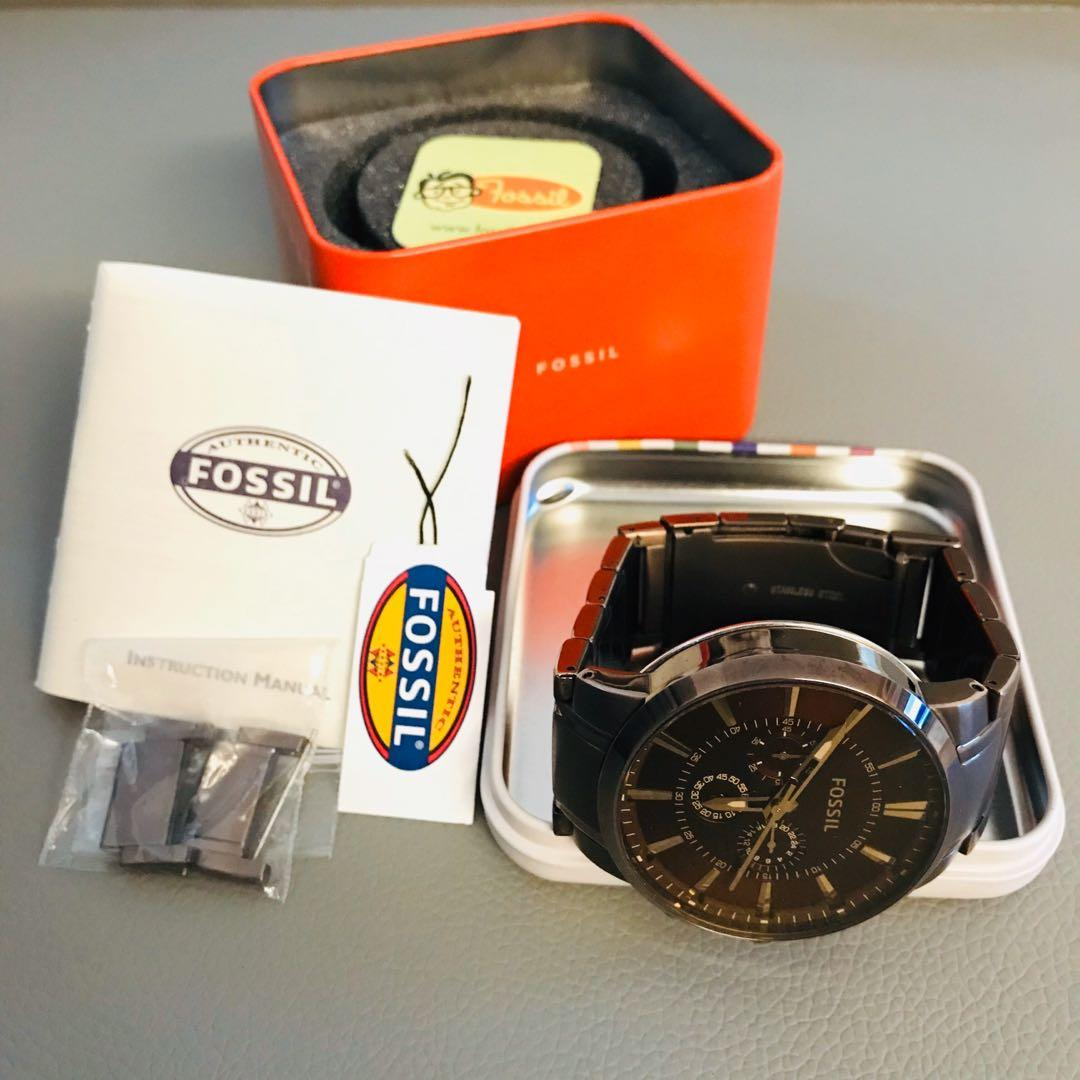 Fossil Watch (Battery)