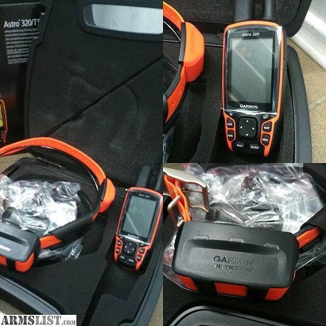 Garmin GPS for sale ,track your  dogs and other pets.