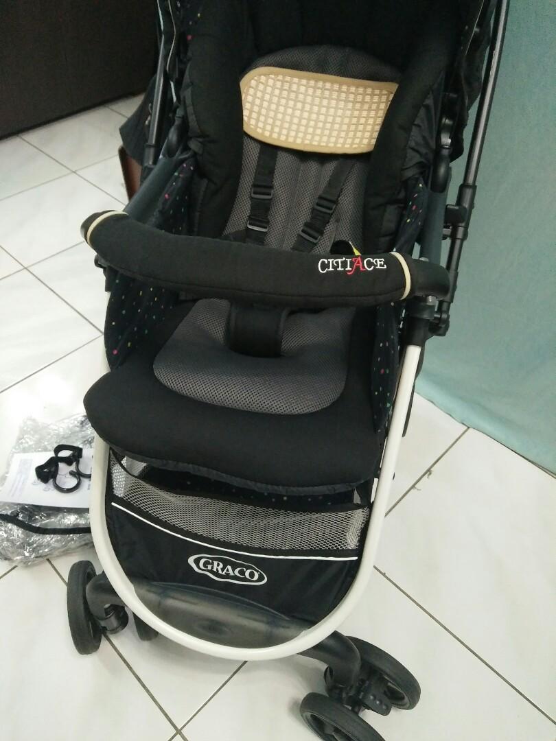 Graco City Ace嬰兒推車