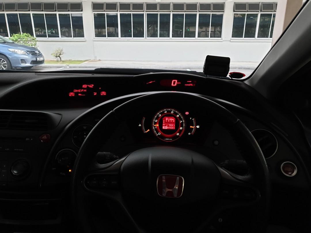 Honda Civic 2.0 Type R 2.0 i-VTEC (M)