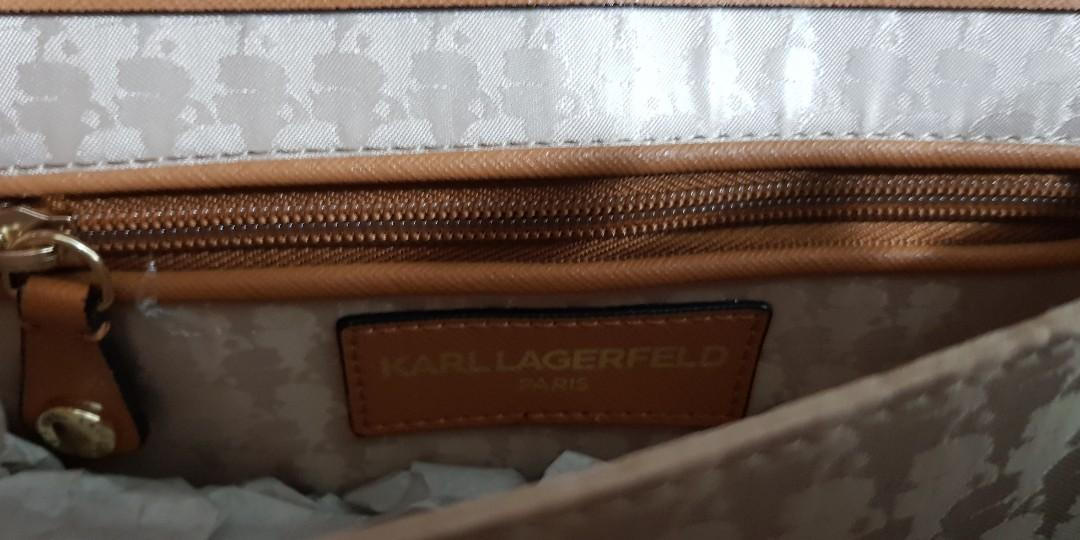 KARL LAGERFELD CORRINE BAG BRAND NEW