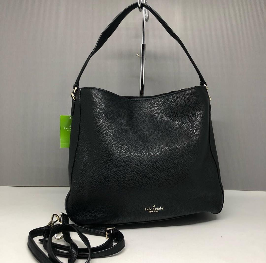 Kate Spade Jackson Double Compartment Shoulder Crossbody Bag 34×29×9
