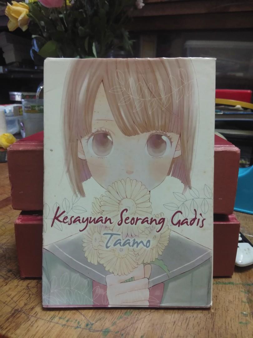 Komik manga/Kesayuan Seorang Gadis