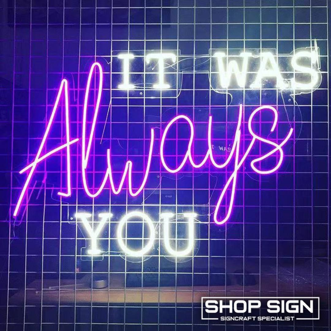 LED Neon Light Sign