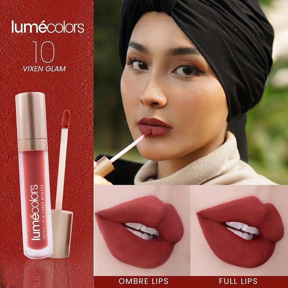 Lipmousse Vixen Glam Lumecolors