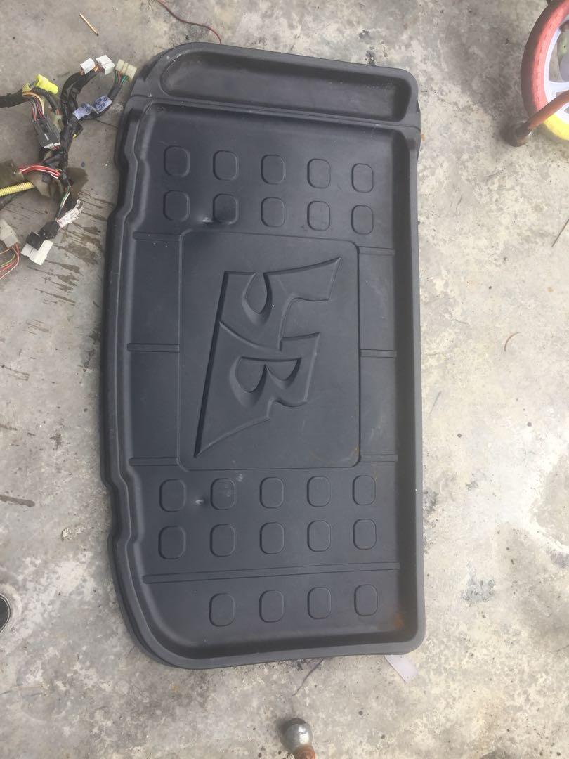luggage tray toyota bb