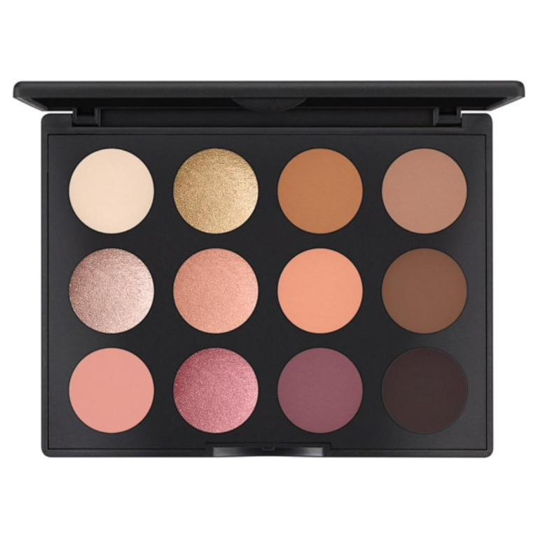 MAC Cosmetics ART LIBRARY: NUDE MODEL eyshadow palette RRP$89