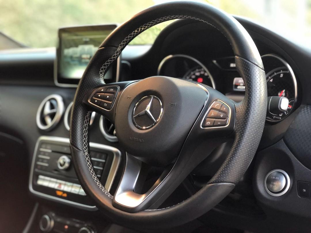 Mercedes-Benz A180 Urban (A)