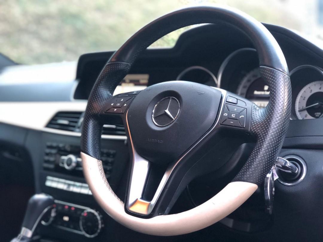 Mercedes-Benz C180 Kompressor BlueEfficiency (A)