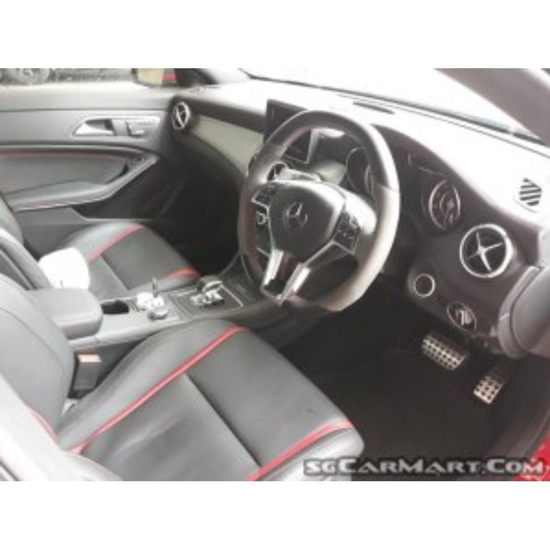 Mercedes-Benz CLA45 AMG 4Matic Auto