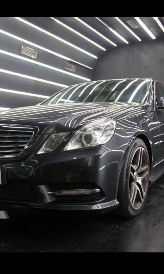 Mercedes-Benz E250 CGI BlueEfficiency Elegance (A)