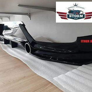 Myvi Diffuser GT3
