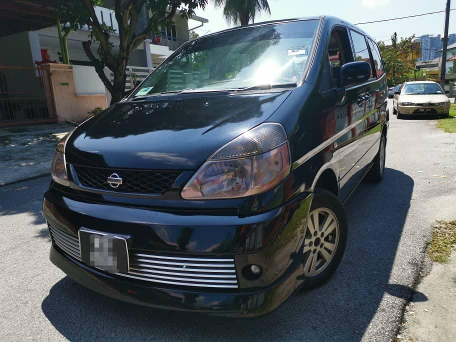 NISSAN SERENA 2.0(A) HIGH-WAY STAR 2008/09_TIPTOP_BLACKLIST CAN LOAN_DOWNPAYMENT 6K