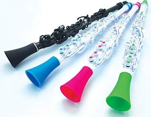 NUVO Clarineo New 2.0 blue/pink/green/black (Beginners Clarinet)