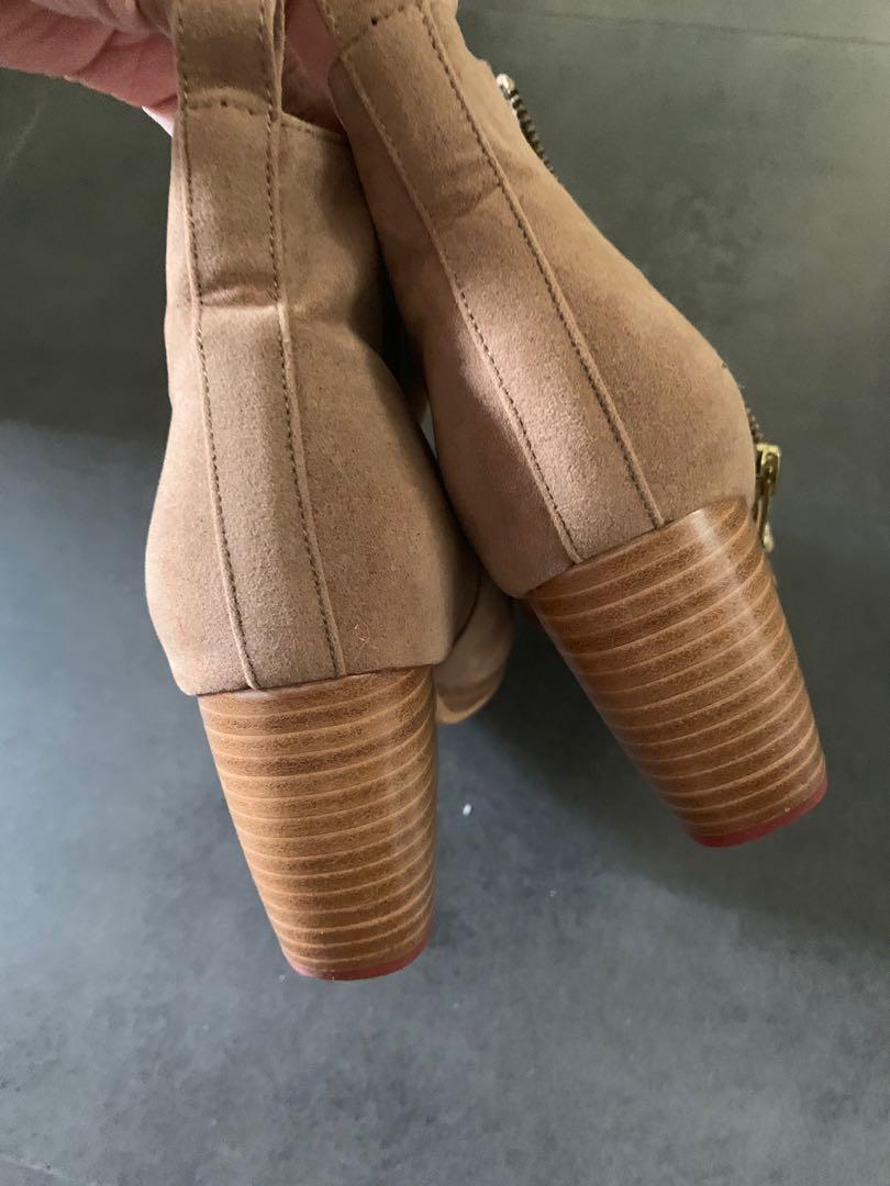 Oriental traffic 女短boot