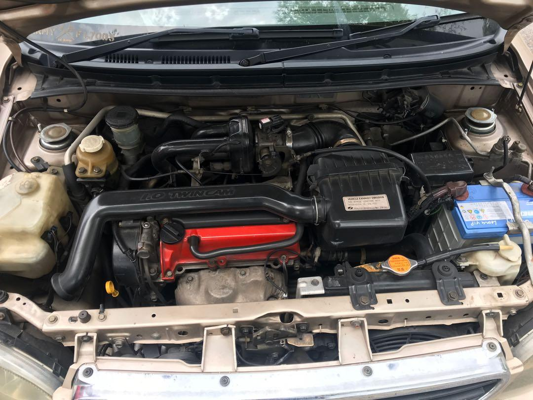 Perodua Kelisa Ez 1.0